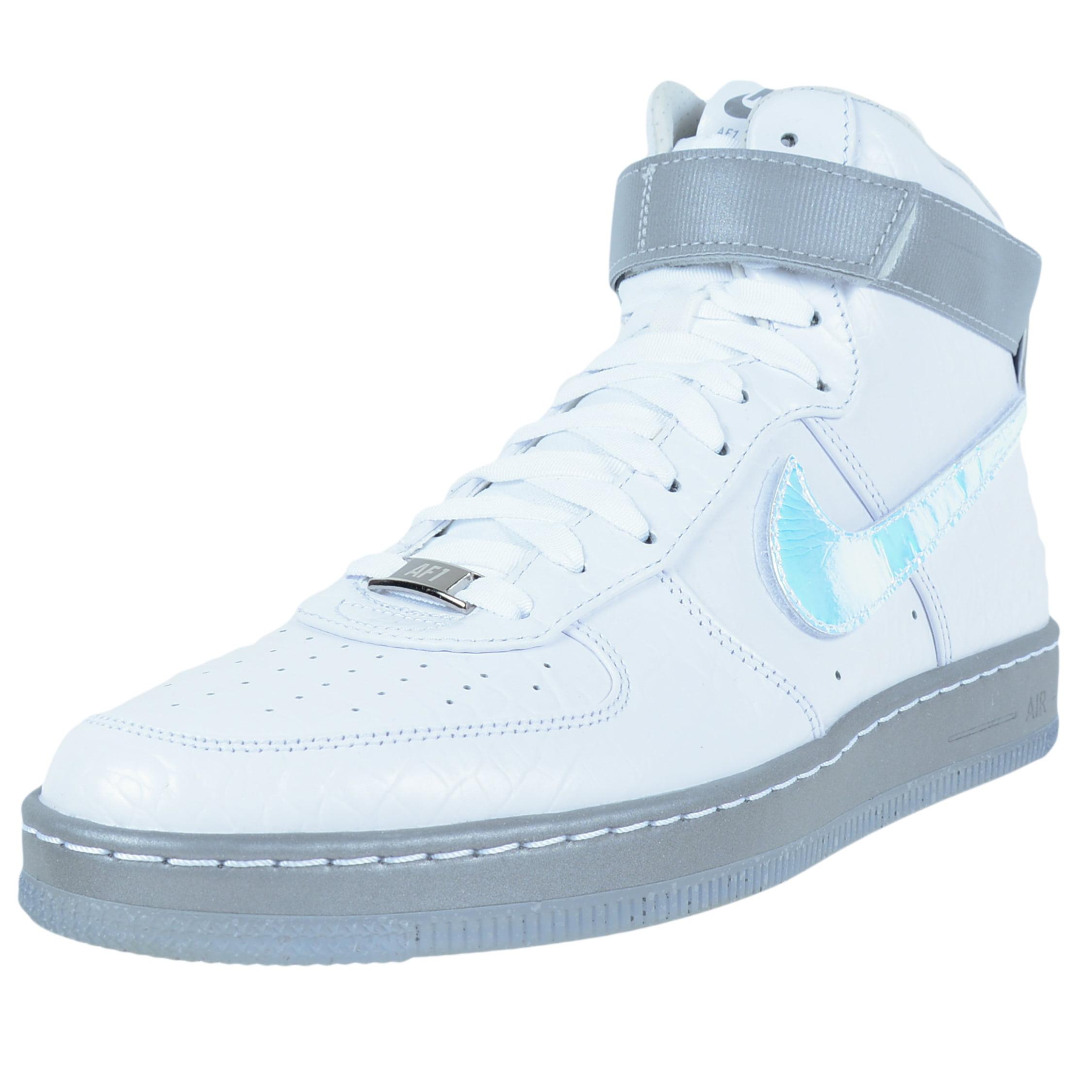 brand new 84332 1e937 ... shop nike air force 1 downtown hi lw qs hologram white white 632360 100  8dadc 90bae