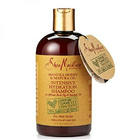 SheaMoisture 13 oz Manuka Honey & Mafura Oil Intensive Hydration
