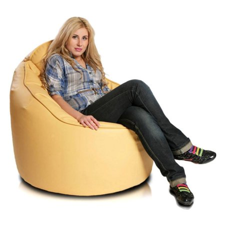 Turbo Beanbags Leader Large Bean Bag Chair