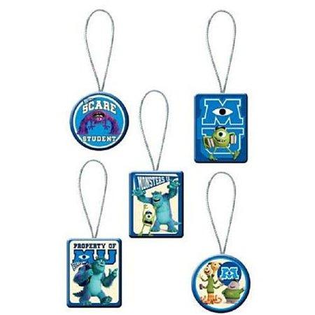 Monsters University 5 Piece Christmas Ornament Set ()