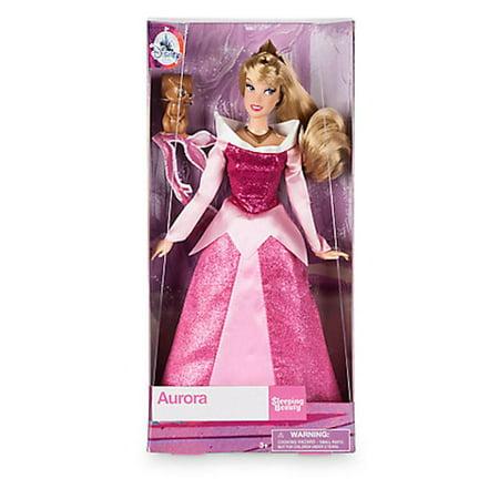 Disney Store Princess Aurora with Squirrel Classic Doll New with Box - Disney Princess Aurora