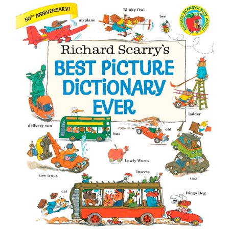 Richard Scarry's Best Picture Dictionary Ever (Best Iphone Dictionary App 2019)