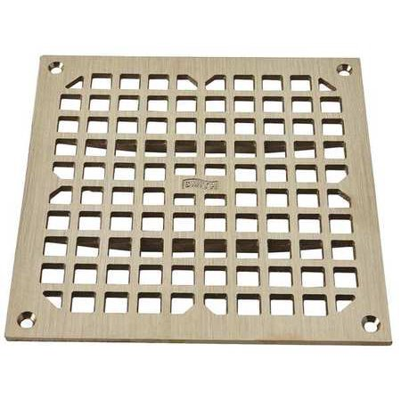 Jay R  Smith Mfg  Co 3100G Sanitary Drains  Grate