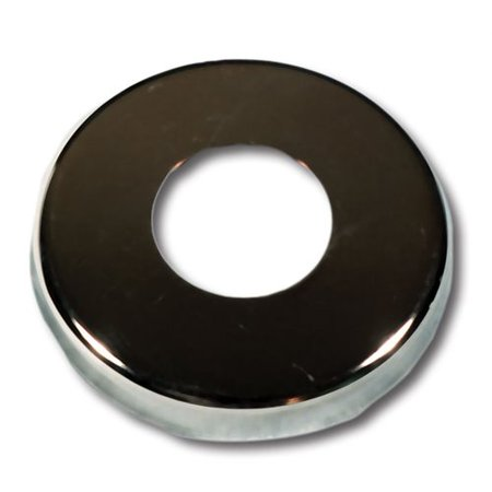 S.R. Smith EP-100F Round Escutcheon for 1.90-Inch Outer Diameter Tubing, Stainless (Brilliance Stainless Escutcheon)