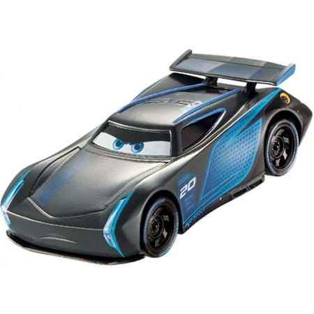 Disney/Pixar Cars 3 Jackson Storm Die-cast Vehicle with Accessory ()