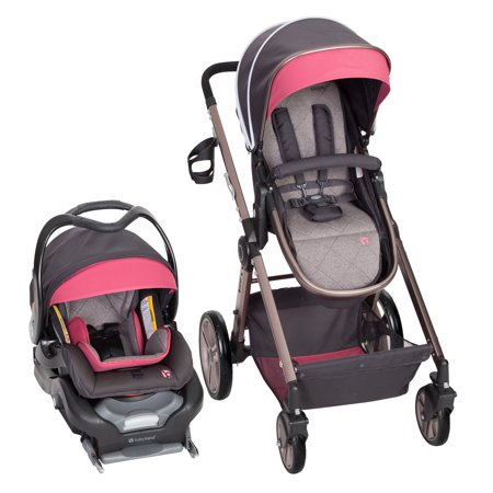 Baby Trend Go-Lite™ Snap Fit® Sprout Travel System - Rose
