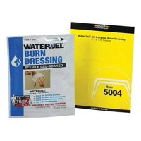 FIRST AID ONLY Burn Dressing,Box w/ Wrapped Packets FAE-5004GR