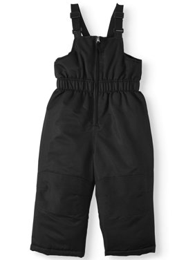 Wonder Nation Toddler Boy or Girl Unisex Snow Pants Bib Snowsuit