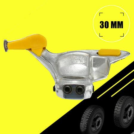 Car Tire Changer Stainless Steel Metal Mount Demount Duck Head Tool Dia (Tie Mount)