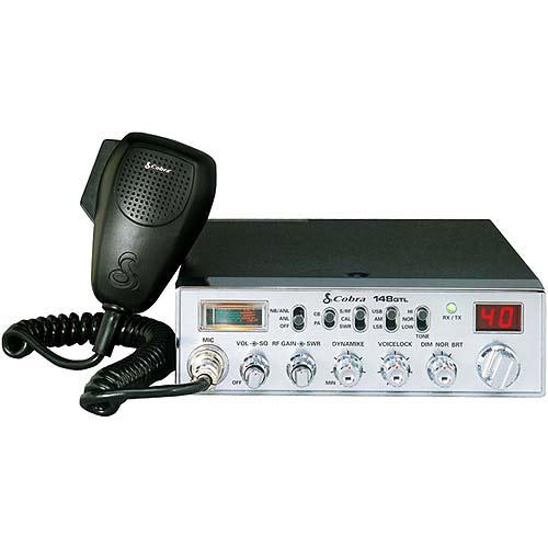 COBRA ELECTRONICS 148 GTL 40-Channel Classic CB Radio