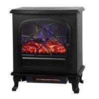 Lifesmart YH-17-11 Traditional Infrared Quartz Medium Size Room Heater w/ Remote