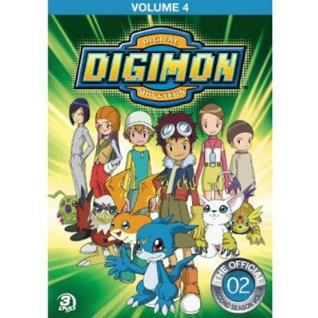 Digimon Adventure: Vol. 4 (DVD)