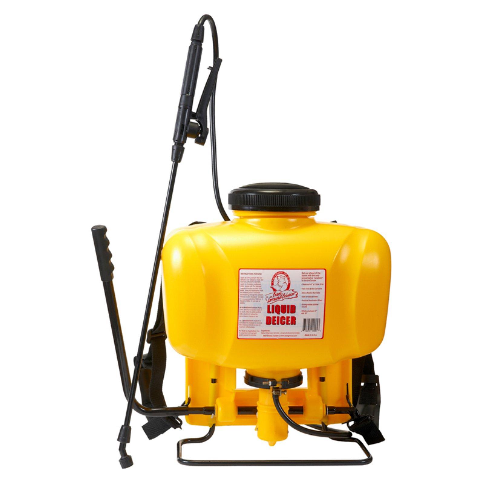 Bare Ground 4 gallon backpack sprayer (0063227242500) size 4 gallon capacity