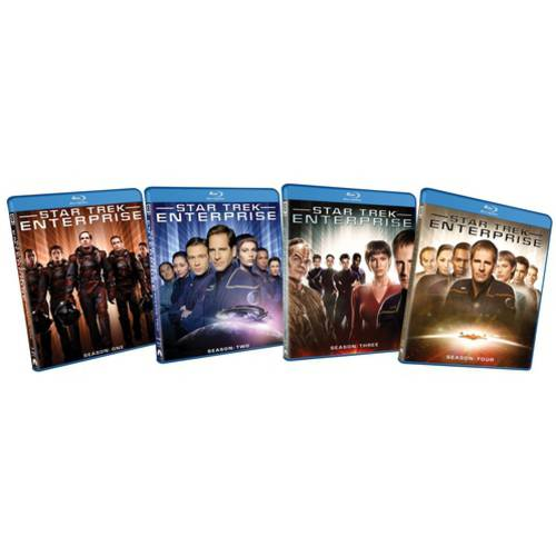 Star Trek: Enterprise - The Complete Series (Blu-ray) (Widescreen)