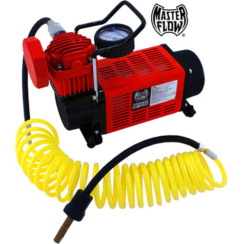 Masterflow 12v High Volume Air Compressor / Inflator