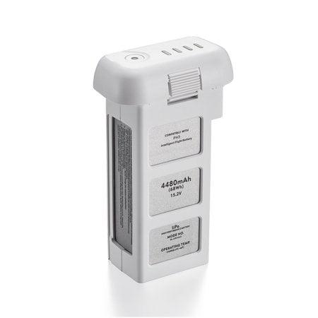 Powerextra 15.2V 4480mAh Intelligent Flight Li-PO Replacement Battery for DJI Phantom 3 Drones Standard, Advanced, Professional, 4K- Upgraded for v1.9.60 Firmware Batteries