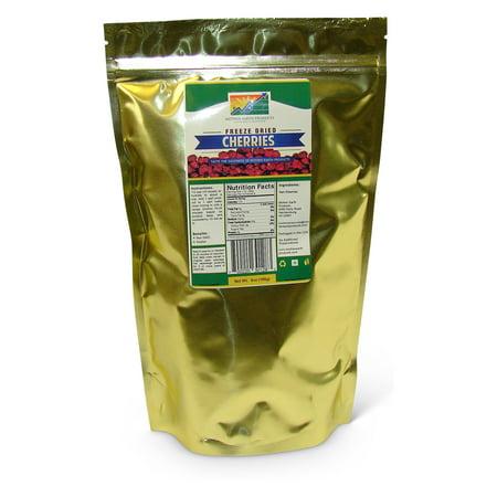 - Freeze Dried Cherries, 1 full quart Mylar Bag
