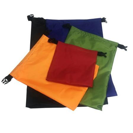 Waterproof Dry Pouch Kayaking Camping Rafting Hiking Bag 1.5-6L ()