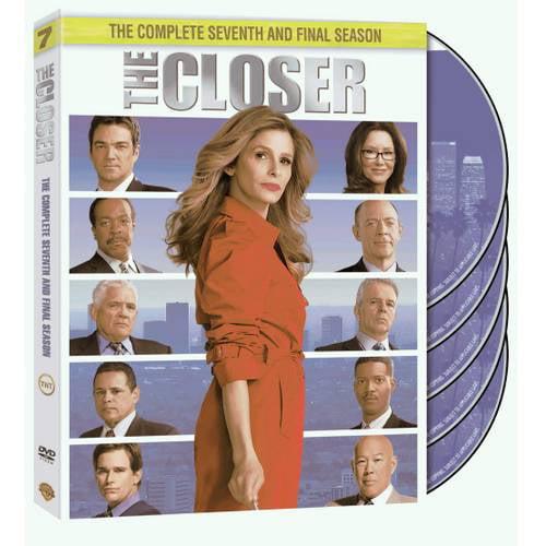 The Closer: The Complete Seventh Season