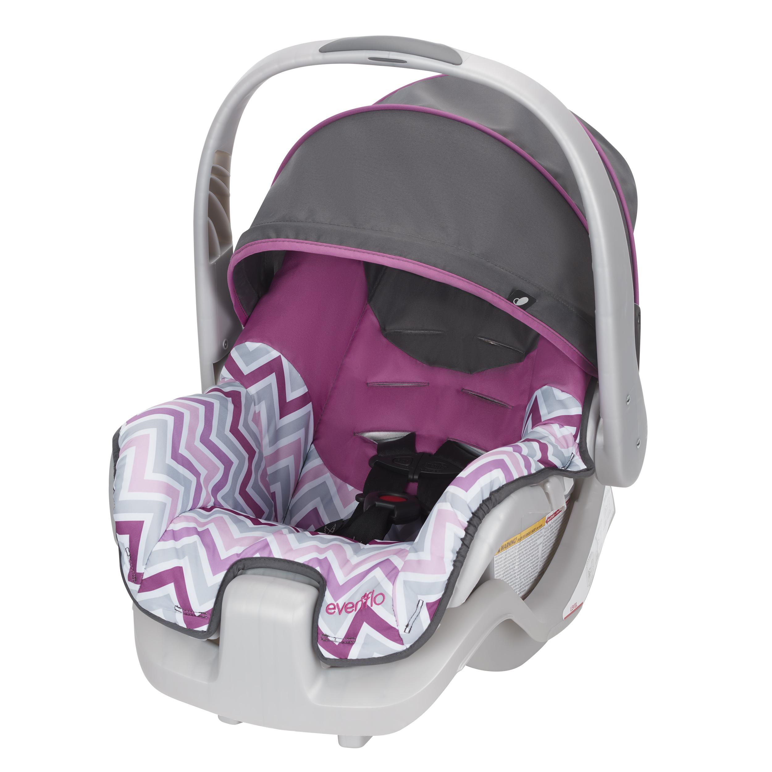 Evenflo Company Inc Evenflo Nurture Infant Car Seat, Choose Your Pattern