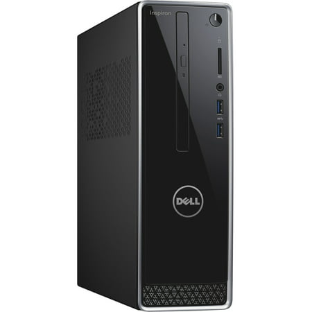 Dell Inspiron 3252 Desktop PC with Intel Pentium N3700 Processor, 4GB Memory, 500GB Hard Drive and Windows 10 (Monitor Not Included)