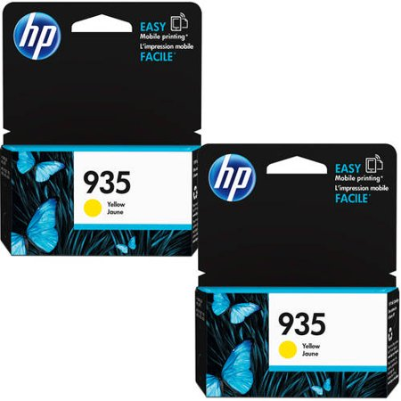 HP 935 Yellow Ink Cartridge  with Extra Cartridge