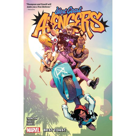 West Coast Avengers Vol. 1 - eBook