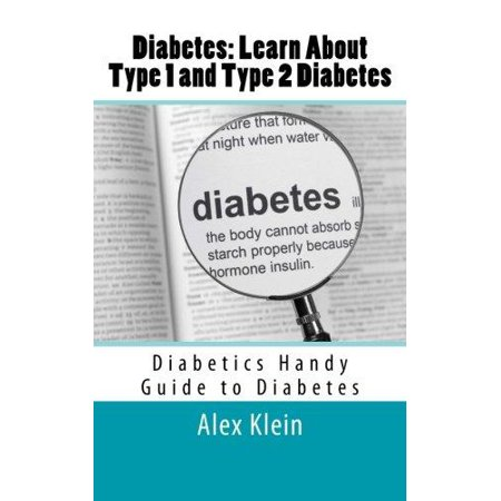Diabetes  Learn About Type 1 And Type 2 Diabetes  Diabetics Handy Guide To Diabetes