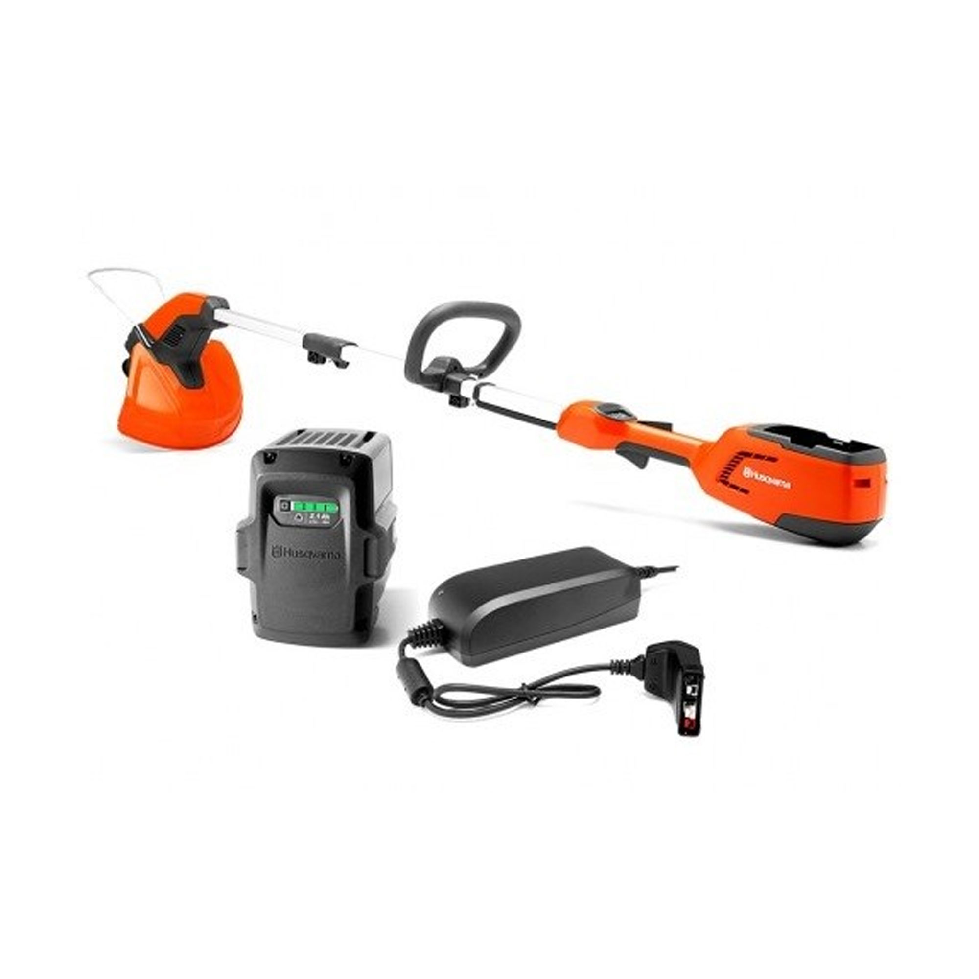 Husqvarna 115iL 40V Cordless Electric String Trimmer w/(Li-ion) Battery &Charger