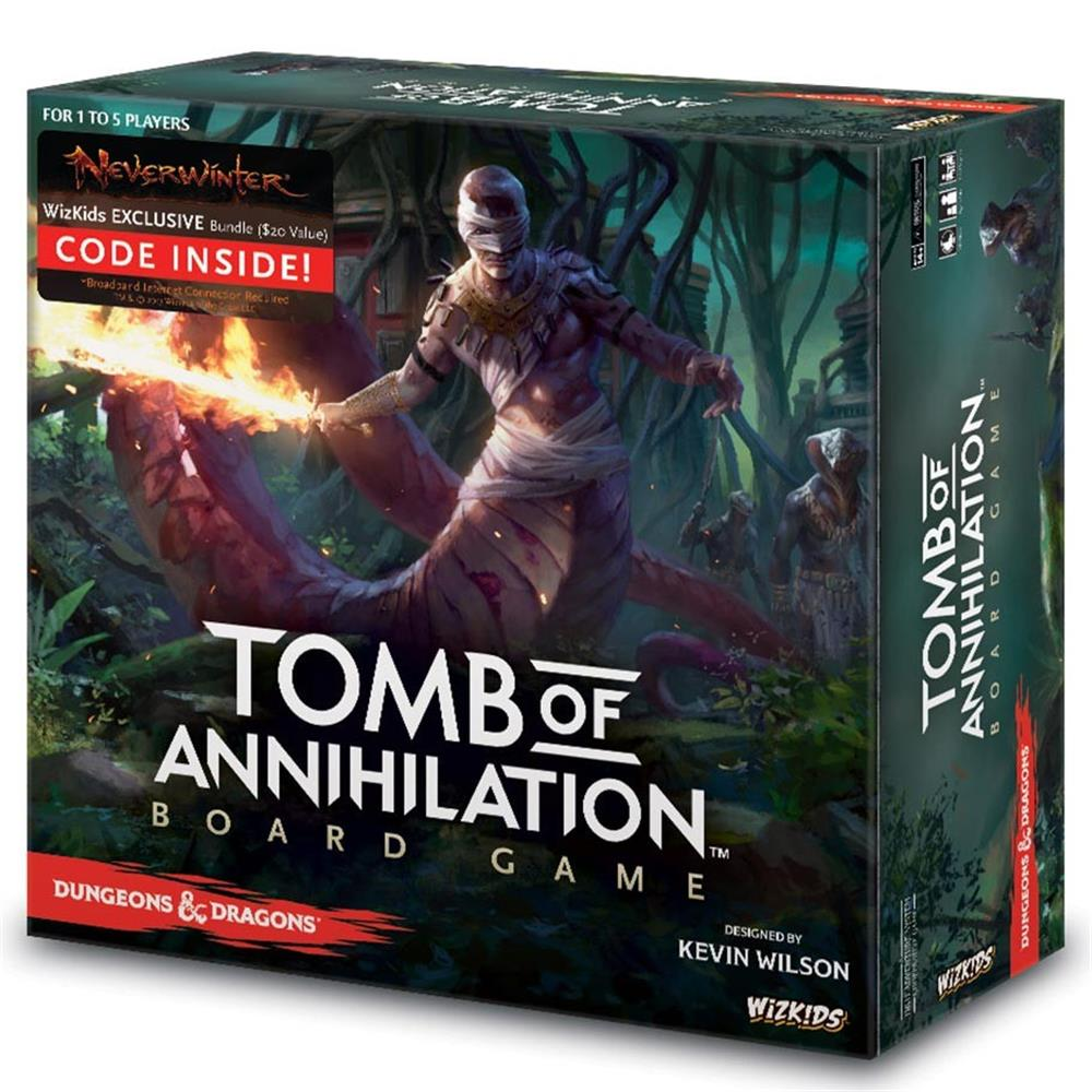 WizKids Tomb of Annihilation Board Game by WizKids