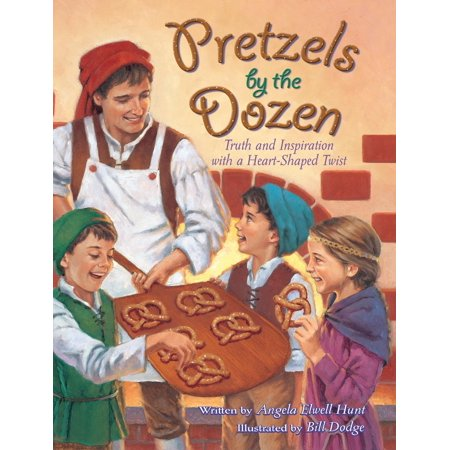 Halloween Recipes With Pretzels (Pretzels by the Dozen : Truth and Inspiration with a Heart-Shaped)
