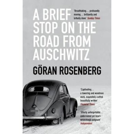 Road Stop - A Brief Stop on the Road from Auschwitz (Paperback)