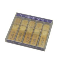 Flying Goose Alto Saxophone Reeds Strength 2.5, Pack of 10