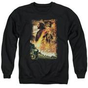 Hobbit Golden Chamber Mens Crewneck Sweatshirt