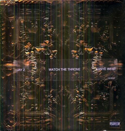 Watch the Throne (Vinyl) (explicit)