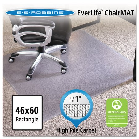 chair mat custom everlife robbins es mats shape