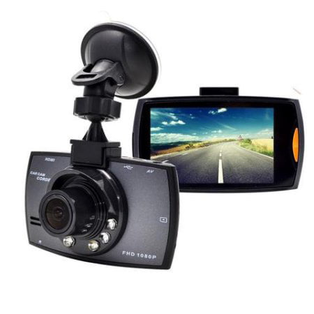 Dash Cam, Amazingforless Full HD 1080P DVR Dash Camera with Night Vision Car Dashboard Camcorder for