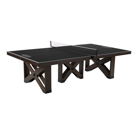 Barrington fremont collection official size table tennis - Measurements of table tennis table ...