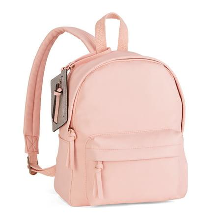 Pink Dome Mini Backpack