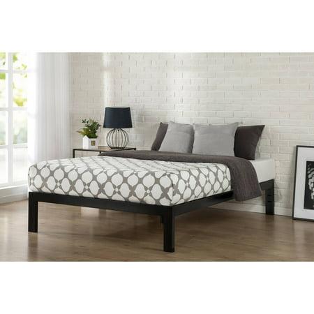 Zinus Lorrick 14 Quot Quick Snap Metal Platform Bed No Box