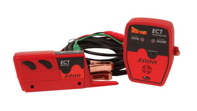 Power Probe Ect3000b Ect 3000 Box