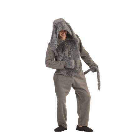 Adult Ryans Best Friend Grey Dog Costume by RG Costumes40007 (Matching Costumes For Best Friends)