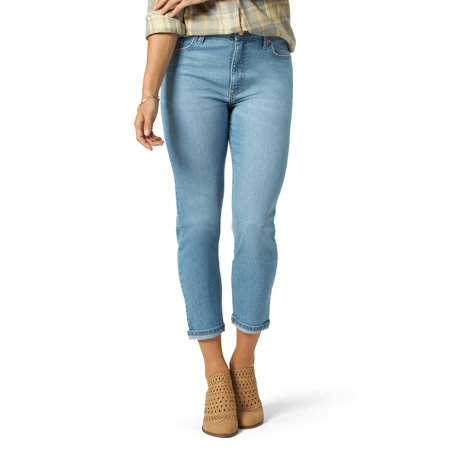 Lee Riders Women's High Rise Vintage Ankle Jean