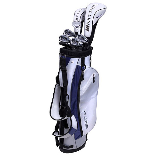 Pinemeadow Golf Nitrix Pro Women's Complete 12-Piece Golf Club Set, Right-Handed