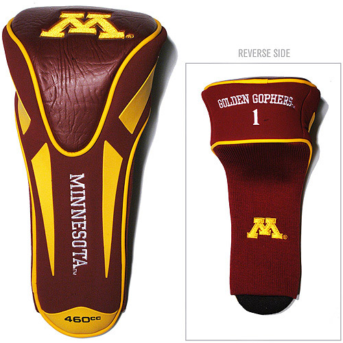 Team Golf NCAA Minnesota Single Apex Driver Head Cover