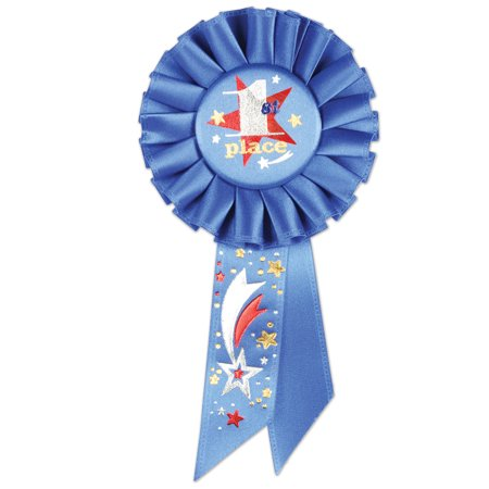 1st Place Rosette (Pack of 6) - image 1 of 1