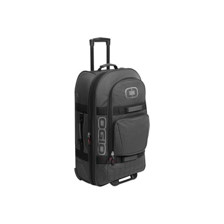 Ogio Terminal Travel/Luggage Case (Roller) Travel Essential - Black - Handle - 29