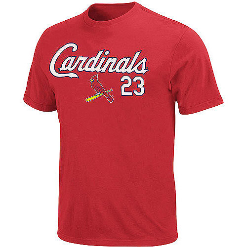 MLB Men's St. Louis Cardinals Player Tee