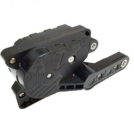 Lego Parts  Pullback Motorcycle Motor 10 X 5 X 4  Black