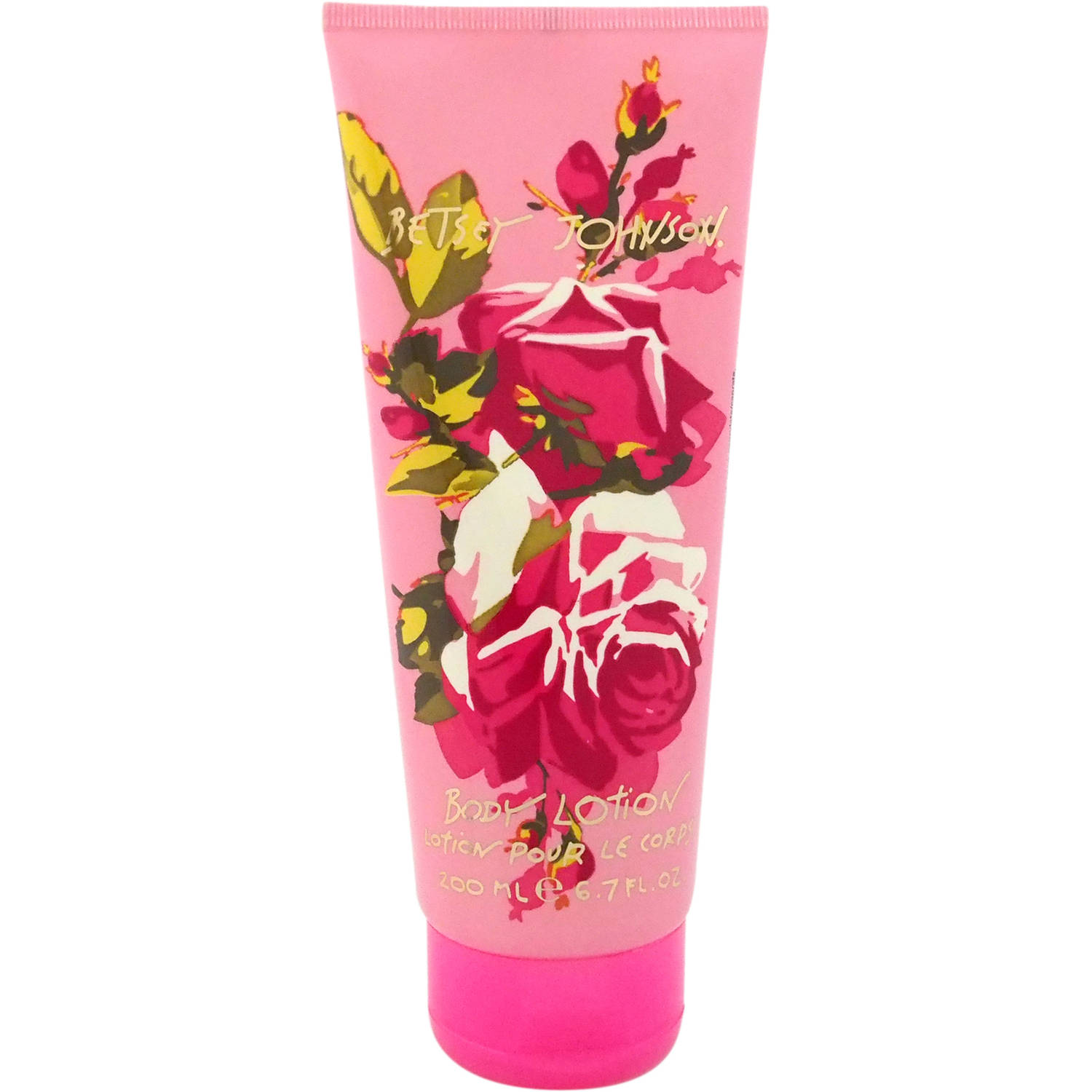 Betsey Johnson for Women Body Lotion, 6.7 oz